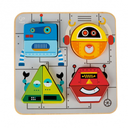 Robot Sort and Stand Up Puzzle E0446
