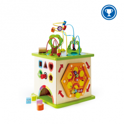 Country Critters Play Cube E1810