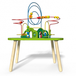 Jungle Play and Train Activity Table E3801