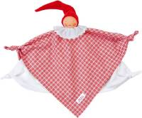 Organic Towel Doll red 0173709