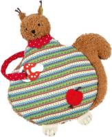 Miracle Forest Cuddle Cushion Squirrel 0181167