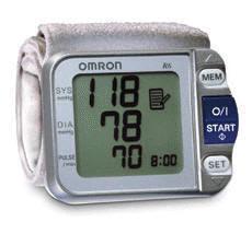 pols of bovenarm bloeddrukmeter
