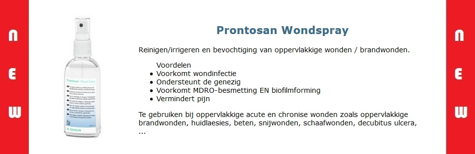 Wondspray Prontosan
