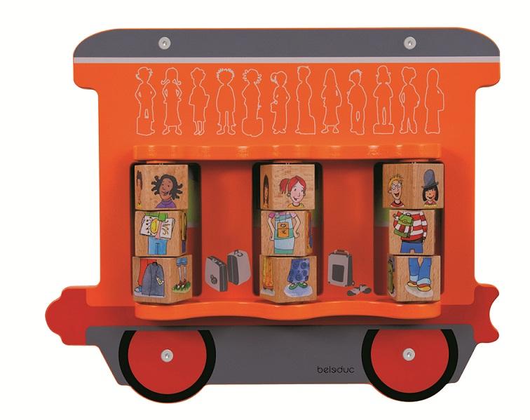 Kids wandspeelgoed activity - Uur pm balances ...