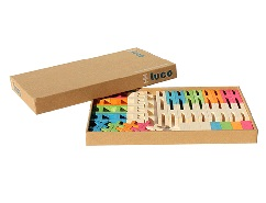 Luco Bricks Colored set 2015-002