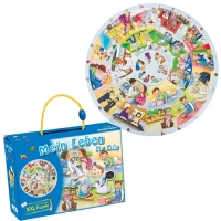 XXL Learning Puzzle - My Life 11120