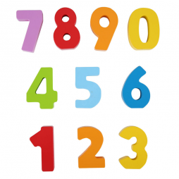 Numbers and Colors E0900