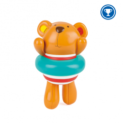 Swimmer Teddy Wind-Up Toy E0204