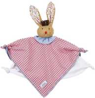 Classic Towel Doll Bunny Checkered 0174850