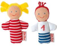 On Tour Figures Boy and Girl 0191281