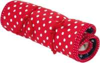 Sleeping Bag Mushroom red/green 0138293